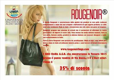 Abbigliamento donna Rougenoir Bari