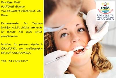 Dentista Dott. Biagio Rapone