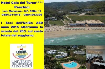 Hotel Cala del Turco **** Peschici